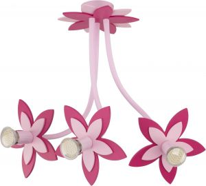 FLOWERS PINK III  6894