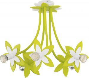 FLOWERS GREEN V  6901