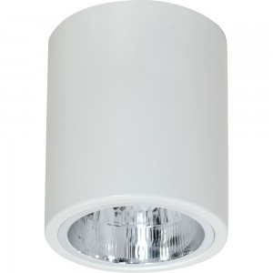 DOWNLIGHT round white 7236