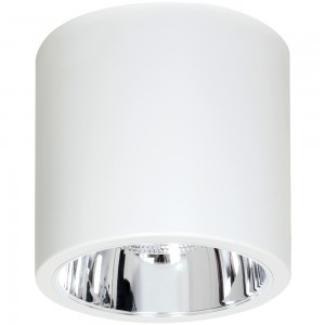 DOWNLIGHT round white 7238