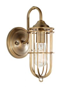 URBAN dark antique brass FE/URBANRWL/WB1