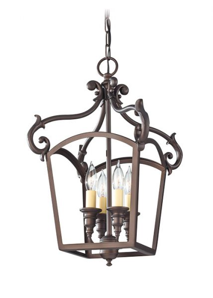 LUMINARY oil rubbed bronze FE/LUMINARY/P/A